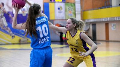 Ольга Яцковець ввійшла до збірної Євробаскет-2017.