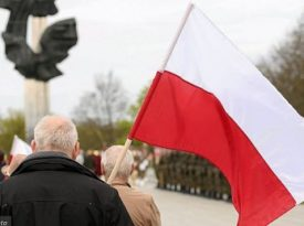 У Польщі відзначають День прапора